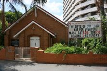 The Liberal Catholic Church of St Alban 12-03-2017 - John Huth, Wilston, Brisbane.