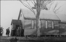 The Little Church on the Hill/The West Hoxton Community Church 00-00-1895 - Liverpool City Champion - See Note
