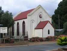The Little Glory Baptist Church