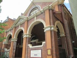 The Religious Society of Friends - Quaker Church 18-12-2014 - John Conn, Templestowe, Victoria