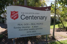 The Salvation Army - Centenary 31-03-2019 - John Huth, Wilston, Brisbane