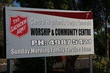 The Salvation Army - Emerald 27-06-2020 - John Huth, Wilston, Brisbane