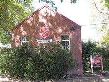 The Salvation Army - Healesville 16-03-2018 - John Conn, Templestowe, Victoria