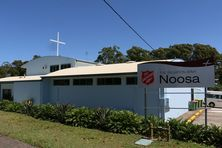 The Salvation Army - Noosa Corps 24-11-2018 - John Huth, Wilston, Brisbane
