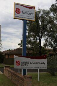 The Salvation Army - Tamworth Corps 04-04-2021 - John Huth, Wilston, Brisbane