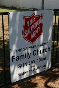 The Salvation Army Family Church 23-10-2018 - John Huth, Wilston, Brisbane