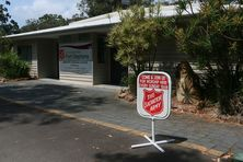 The Salvation Army, Port Stephens 09-10-2017 - John Huth, Wilston, Brisbane.