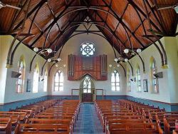 The Scots PGC College Chapel 00-08-2010 - Trevor Bunning - ohta.org.au