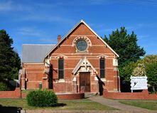 The Thompson Memorial School Church - Former