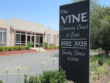 The Vine Community Church 12-01-2020 - John Conn, Templestowe, Victoria
