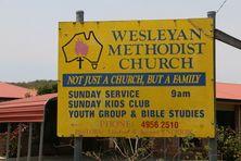 The Wesleyan Methodist Church - Sarina 27-10-2018 - John Huth, Wilston, Brisbane