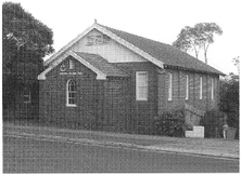 Thornleigh Hillcrest Uniting Church - Former Congregational 00-00-1923 - See Note.