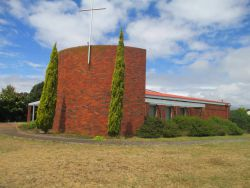 Thorpdale Uniting Church 15-01-2015 - John Conn, Templestowe, Victoria