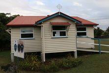 Tin Can Bay Anglican Church - Meets in Catholic Church building. 02-06-2019 - John Huth, Wilston, Brisbane