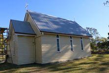 Tingalpa Pioneers' Chapel  19-08-2017 - John Huth, Wilston, Brisbane