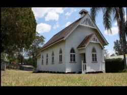 Toogoolawah Presbyterian Church - Former