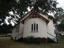 Toogoolawah Uniting Church 10-05-2016 - John Huth, Wilston, Brisbane