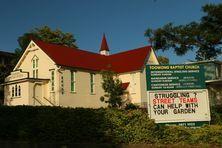 Toowong Baptist Church 10-04-2016 - John Huth, Wilston, Brisbane
