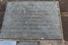 Toowoomba Presbyterian Church - Former Site 15-08-2019 - John Huth, Wilston, Brisbane