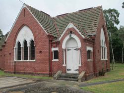 Trafalgar Methodist Church - Former