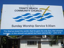 Trinity Beach Community Church 16-08-2018 - John Conn, Templestowe, Victoria