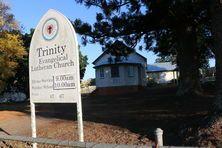 Trinity Evangelical Lutheran Church 04-08-2019 - John Huth, Wilston, Brisbane