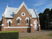 Trinity Lutheran Church 02-01-2020 - John Conn, Templestowe, Victoria