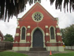 Trinity Lutheran Church 26-05-2014 - John Conn, Templestowe, Victoria