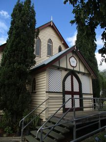 Trinity Lutheran Church 15-04-2016 - John Huth, Wilston, Brisbane