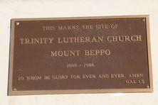 Trinity Lutheran Church - Former