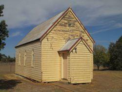 Trinity Presbyterian Church 29-03-2015 - John Conn, Templestowe, Victoria