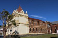 Trinity Uniting Church 09-01-2014 - John Huth, Wilston, Brisbane