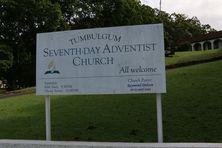 Tumbulgum Seventh-Day Adventist Church 25-04-2018 - John Huth, Wilston, Brisbane
