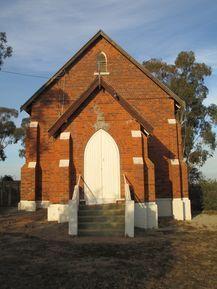 Tungamah Uniting Church - Former 19-04-2018 - John Conn, Templestowe, Victoria