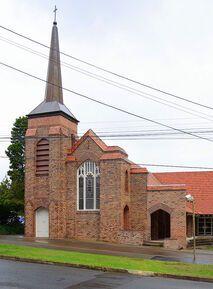 Turramurra Uniting Church 22-02-2015 - Sardaka - See Note.
