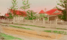 Turramurra Uniting Church - Early Methodist Church Building 00-00-1927 - William Henry Broadhurst - SLNSW - See Note.