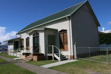 Tweed Heads Presbyterian Church 27-04-2018 - John Huth, Wilston, Brisbane.