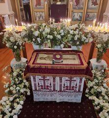 Ukrainian Autocephalic Orthodox Church  30-04-2021 - Church Facebook - See Note.