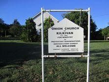 Union Church of Kilkivan 27-03-2012 - John Huth   Wilston   Brisbane