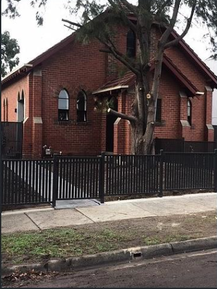 Union Street, Brunswick West Church - Former