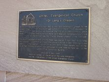 United Evangelical Church - Former 00-00-2017 - John Huth, Wilston, Brisbane
