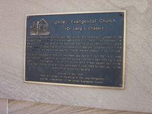 United Evangelical Church - Former 00-00-2017 - John Huth, Wilston, Brisbane