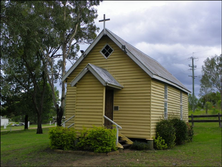 Upper Tenthill Congregational Chapel - Former 18-11-2012 - Gatton and District Historical Society - See Note.
