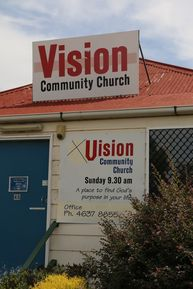 Vision Community Church 14-03-2019 - John Huth, Wilston, Brisbane