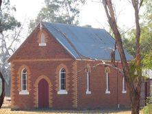 Waggarandall Uniting Church - Former 21-04-2018 - John Conn, Templestowe, Victoria
