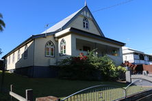 Walker Street Methodist Church - Former