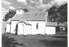Wallacia Christian Community Church unknown date - Fox & Associates  Penrith City Library- Supplied by Alan Pat