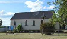 Wallangarra Union Church