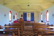 Wallangarra Union Church 29-09-2015 - Brendan Cusack