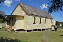 Wallangarra Union Church 29-09-2015 - Brendan Cusack